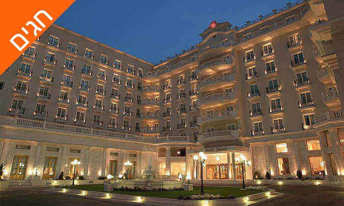 """4 חופשה בסלוניקי במלון 5 כוכבים מומלץ, כולל סופ""""ש ושבועות"""