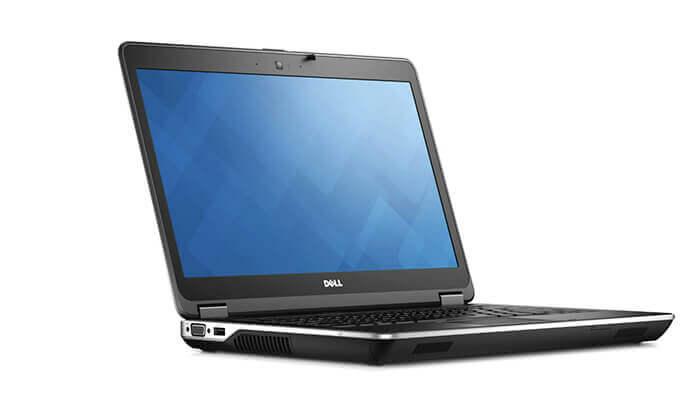 """4 מחשב נייד דל DELL עם מסך """"14 וכ. גרפי GeForce"""