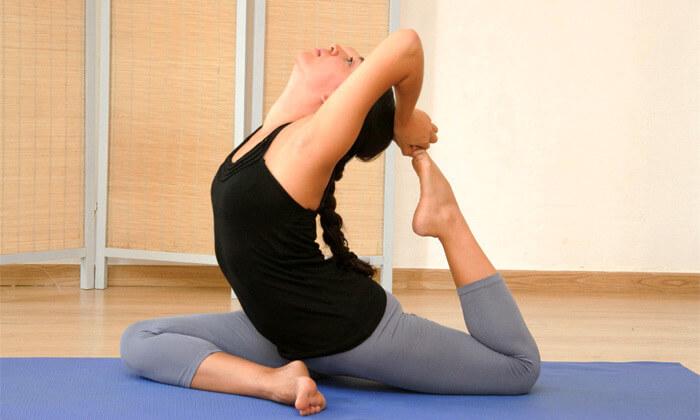 2 שיעורי יוגה בהוד השרון