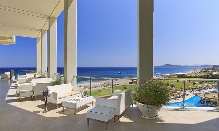 2 יוני ברודוס - מלון 5 כוכבים מומלץ על חוף הים