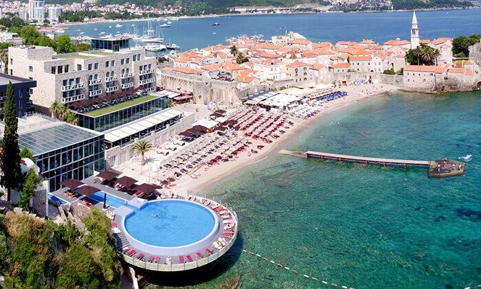 """10 חופשה על חוף הים של מונטנגרו - מלון מומלץ, כולל סופ""""ש"""