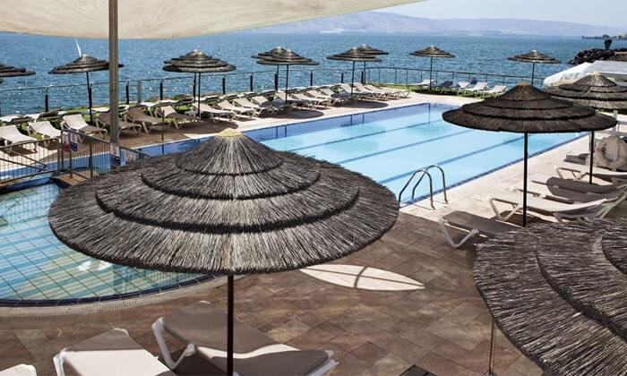 2 יום כיף במלון רימונים גלי כנרת, טבריה