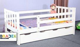 מיטת ילדים Botega עם מגירות