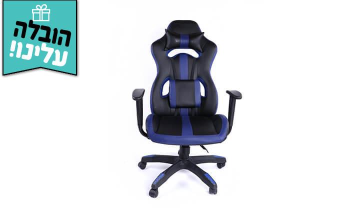 3 כיסא גיימרים אורתופדי - משלוח חינם!