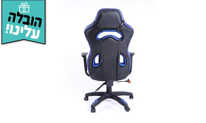 4 כיסא גיימרים אורתופדי - משלוח חינם!