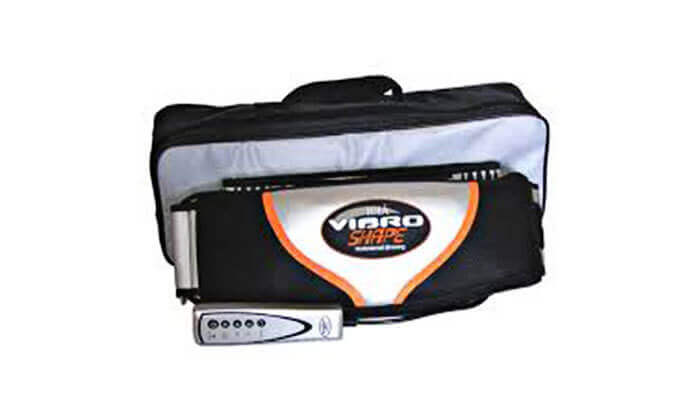 4 חגורת עיסוי והרזיה חשמלית VIBRO SHAPE
