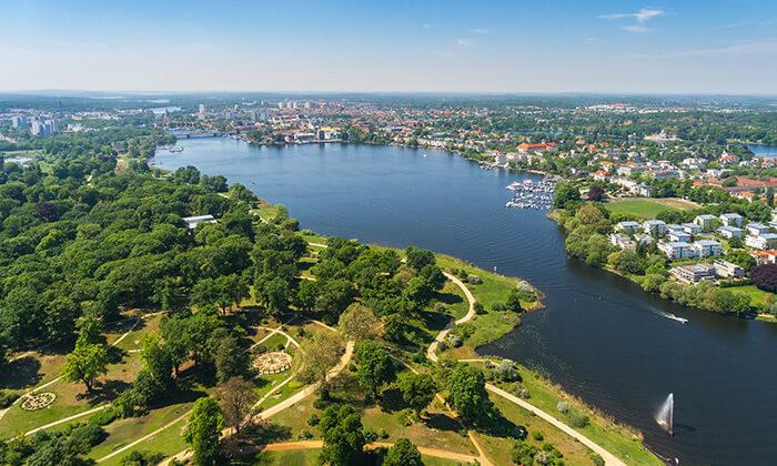 3 טיול יום מברלין: טבע, ארמונות ואגמים בפוטסדאם, גרמניה