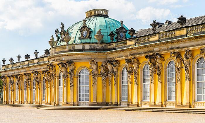 4 טיול יום מברלין: טבע, ארמונות ואגמים בפוטסדאם, גרמניה