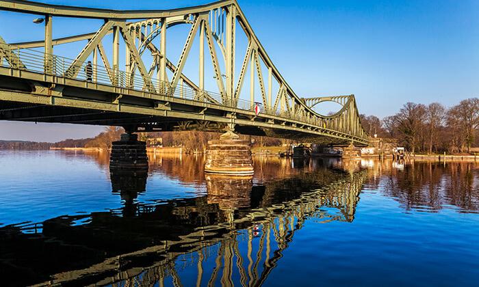5 טיול יום מברלין: טבע, ארמונות ואגמים בפוטסדאם, גרמניה