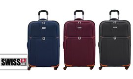 זוג מזוודות טרולי