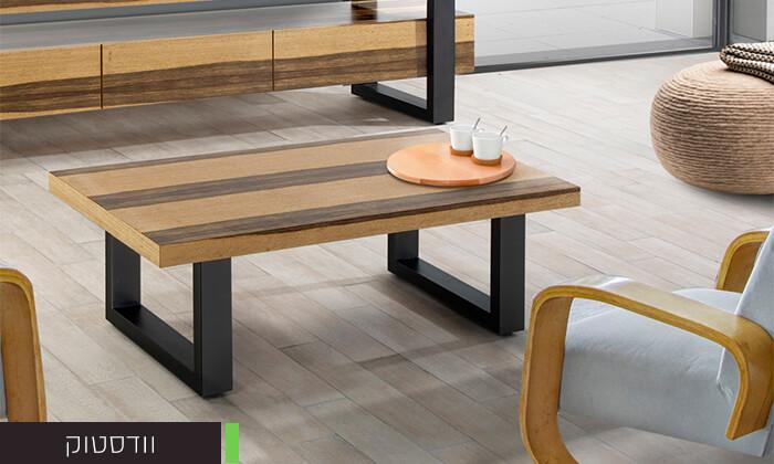 5 שולחן סלון מעוצב LEONARDO