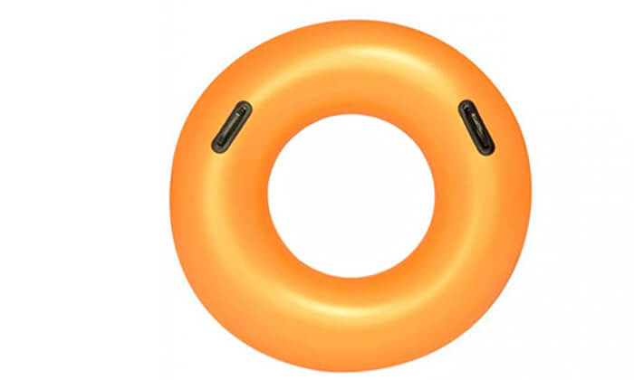 5 2 גלגלי ים בצבע זהב BESTWAY