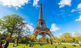 יוני-אוגוסט בפריז - טיסות בלבד