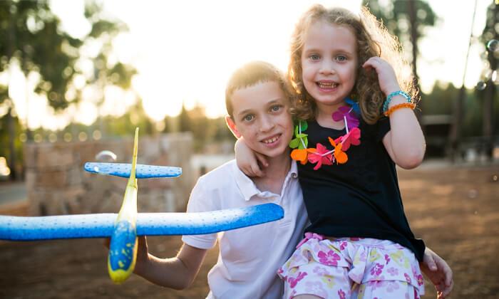 2 קורס צילום ילדים אונליין - PICMASTER