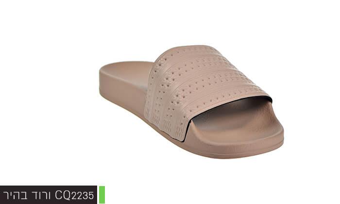 8 כפכפיאדידס adidas דגם ADILETTE