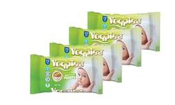 36 חבילות מגבונים Yoppies