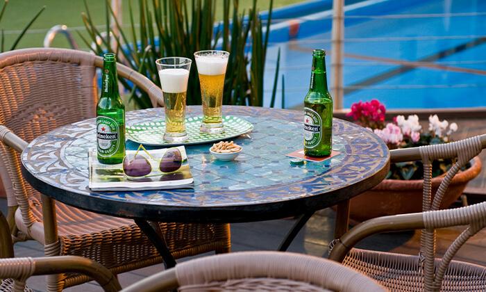 6 יום כיף במלון לאונרדו ביץ' תל אביב