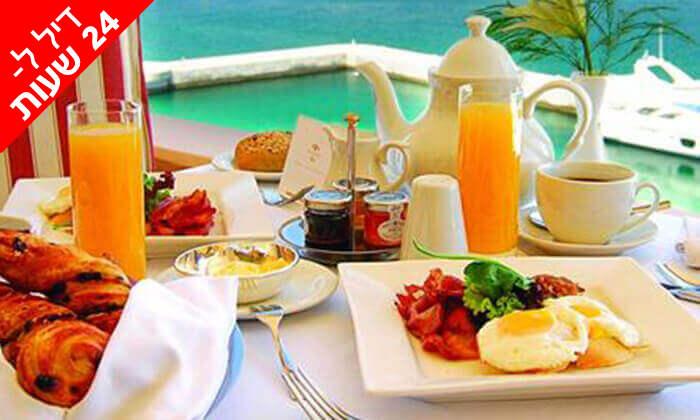 4 דיל ל-24 שעות: ארוחת בוקר זוגית בסטלה ביץ', בת ים