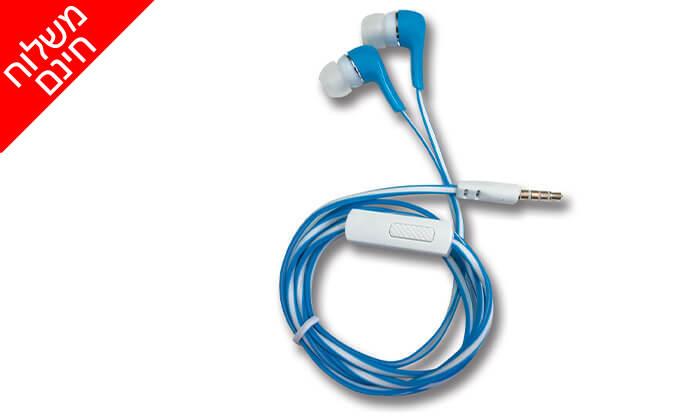 3 4 אוזניות כפתור סיליקון LEXUS - משלוח חינם