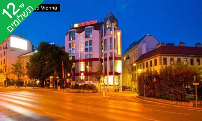 5 חופשה בווינה - נופים, שניצל מעולה ומלון Leonardo
