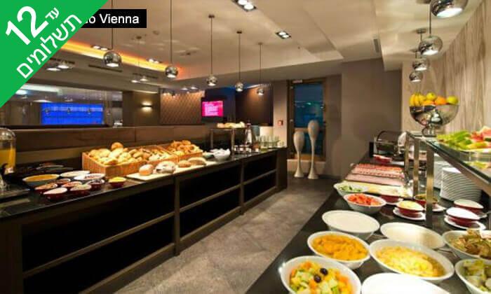 6 חופשה בווינה - נופים, שניצל מעולה ומלון Leonardo