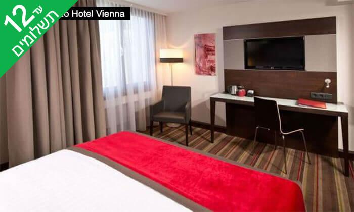 7 חופשה בווינה - נופים, שניצל מעולה ומלון Leonardo