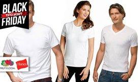 6 חולצות בייסיק לגבר ולאישה