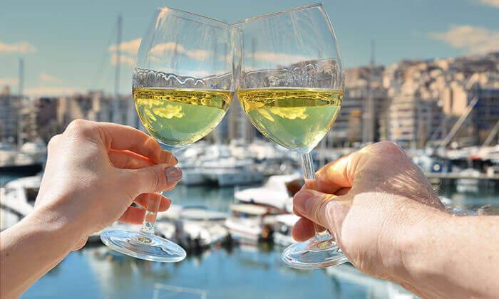 2 כרטיס לפסטיבל היין White, מרינה הרצליה