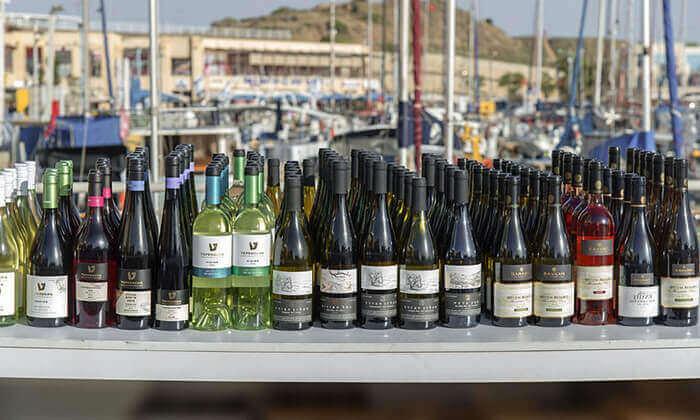 5 כרטיס לפסטיבל היין White, מרינה הרצליה