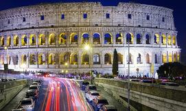 חופשה ספונטנית ברומא