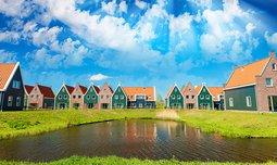 שובר הנחה לכפרי נופש בהולנד