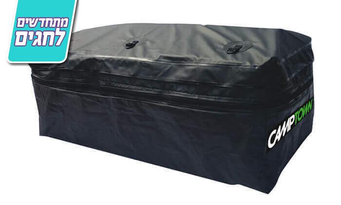 5 תיק אחסון נשלף לגג הרכב CAMPTOWN - משלוח חינם