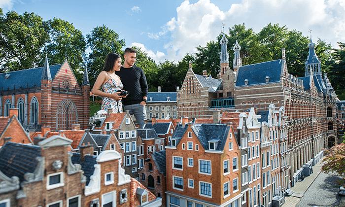 2 מדוראדם, העיר המיניאטורית של הולנד - חוויה לילדים ומבוגרים