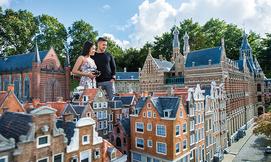 מדוראדם-עיר מיניאטורית בהולנד