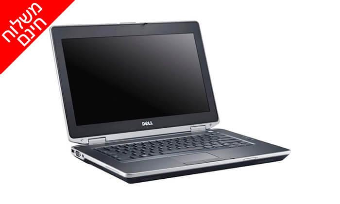 3 מחשב נייד דל DELL עם מסך 14 אינץ' - משלוח חינם