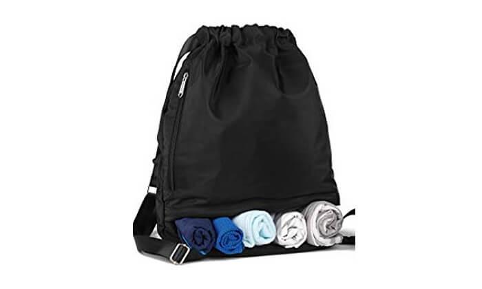 5 תיק לחדר כושר SWISS BAG