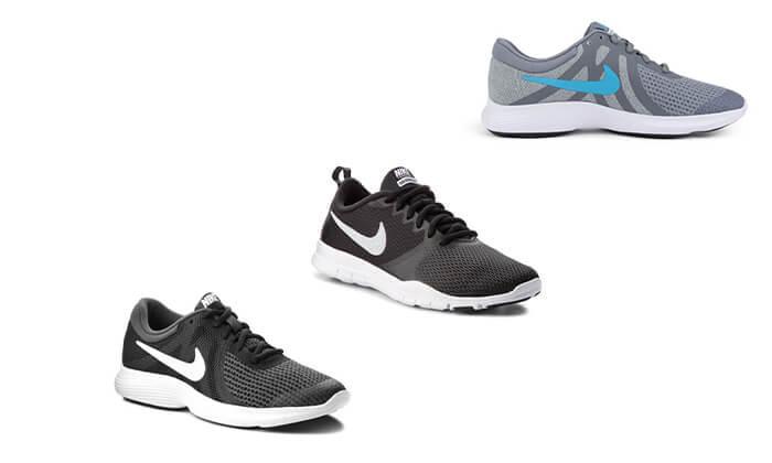 2 נעלי ריצה לנשים ונוער נייק Nike