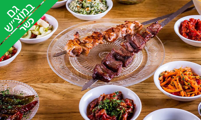 4 ארוחה כשרה במסעדת הקצבים - שוק מחנה יהודה, ירושלים