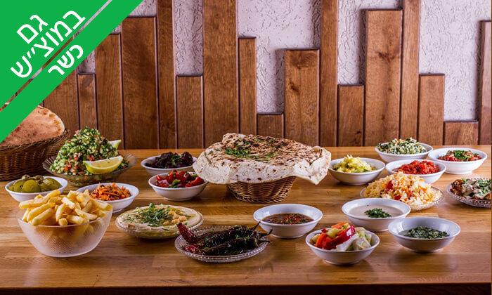5 ארוחה כשרה במסעדת הקצבים - שוק מחנה יהודה, ירושלים