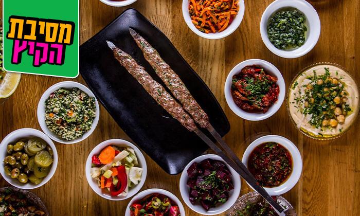 6 ארוחה כשרה במסעדת הקצבים - שוק מחנה יהודה, ירושלים