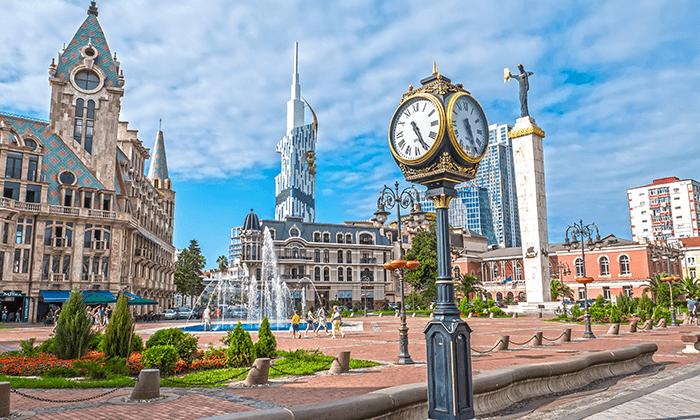 4 בטומי שאתם לא מכירים: מגוון טיולים לבחירה בעיר