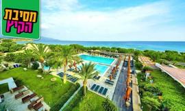 קיץ 5 כוכבים באי היווני סאמוס