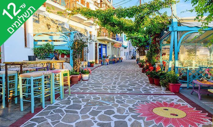 7 קיץ 5 כוכבים בסאמוס - אחד מהאייםהיפים והפסטורליים ביותר ביוון