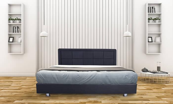 3 אולימפיה: מיטה עם ארגז מצעים