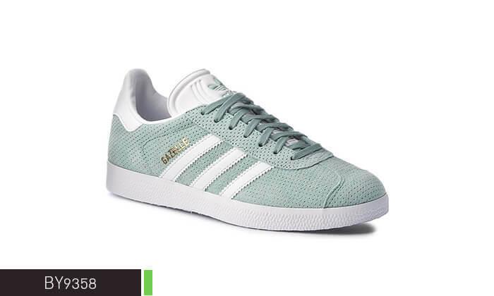 5 נעלי סניקרס adidas דגם GAZELLE