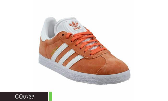 7 נעלי סניקרס adidas דגם GAZELLE