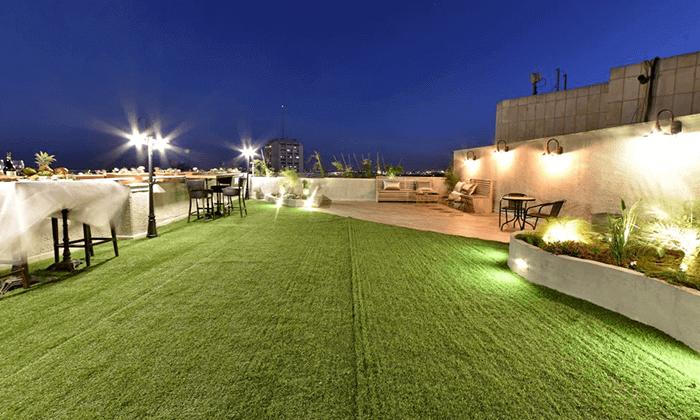 "7 My jerusalem view - מלון יוקרה בלב ירושלים, כולל סופ""ש"