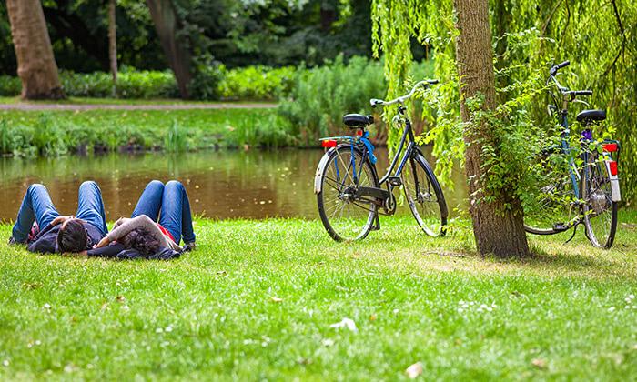 3 אמסטרדם עם האופניים - השכרה יומית
