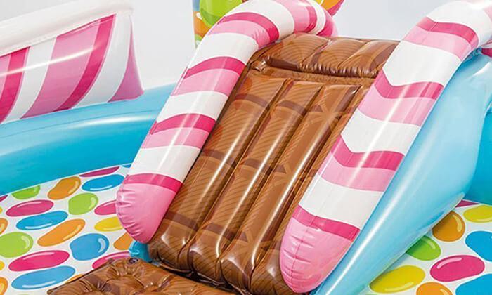 3 בריכת סוכריותמתנפחת לילדים Intex