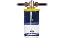מערכת לטיפול באבנית Combi Care